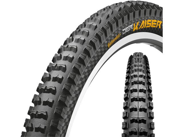 """Continental Der Kaiser Projekt 2.4 Tyre 27.5"""" Apex, wire bead"""